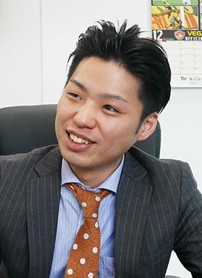ビーフル 田中遼さん