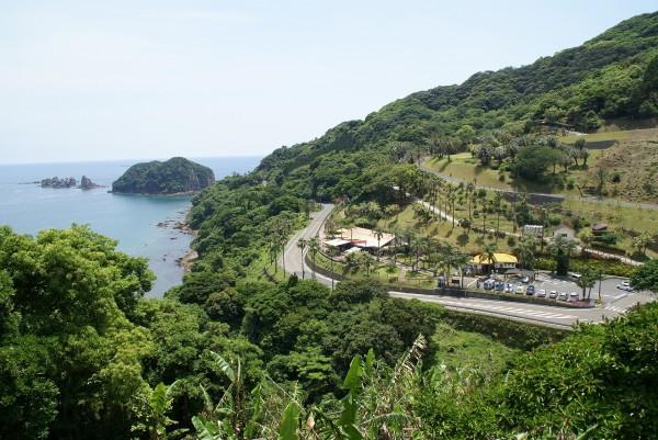 日南海岸(道の駅南郷)