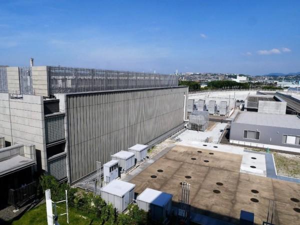 西日本最大級のデータセンターアジアンフロンティ
