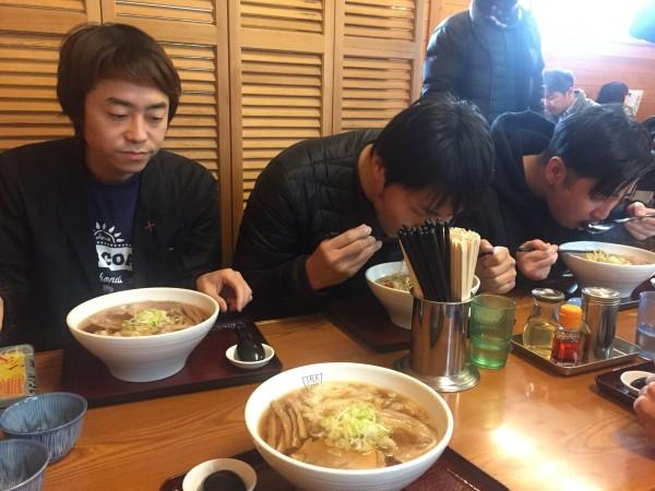 山形県はラーメン消費量日本一!人気店には30分並びました
