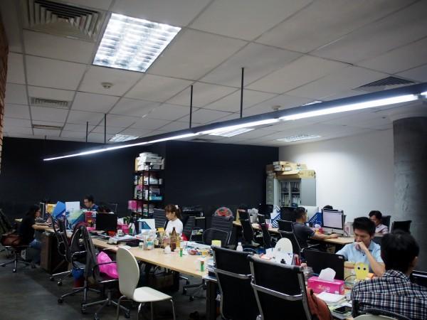 Mulodo Vietnamのオフィス