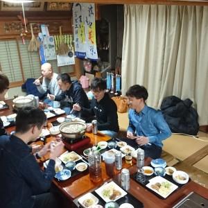 ふだんは宿泊+食事で1万円の宿。この費用も参加費に含まれていておトクです!