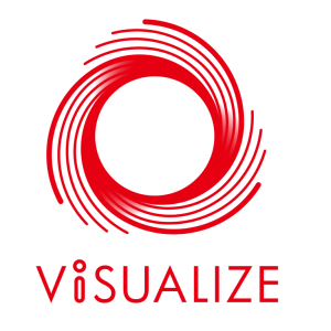 ViSUALIZEロゴ(カラー)(ロゴマーク入り) (1)